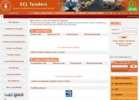ecltenders.gov.in