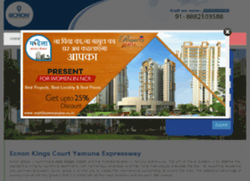 ecnonkingscourtnoida.co.in