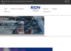 ecntelecoms.com