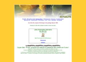 eco-bio.info