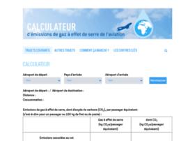 eco-calculateur.aviation-civile.gouv.fr