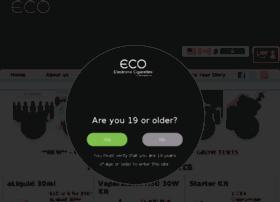 eco-electroniccigarettes.com