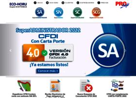 eco-horu.com.mx