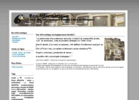 eco-informatique.com