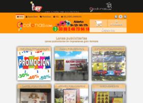 eco-lonas.com