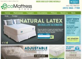 eco-mattress-store.com