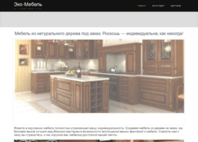 eco-mebeli.ru