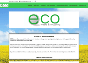 eco-skiphire.co.uk