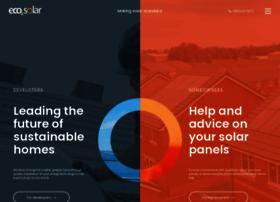 eco2solar.co.uk