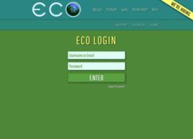 ecoauth.strangeloopgames.com