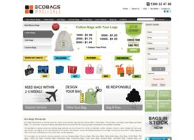 ecobagswholesale.com