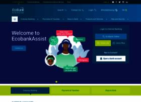 ecobank.com