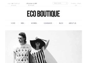 ecoboutiqueshop.co.uk