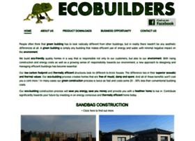 ecobuilders.co.za