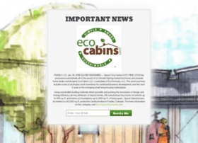 ecocabins.com