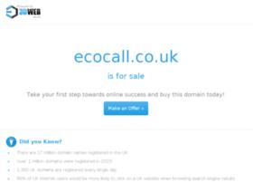 ecocall.co.uk