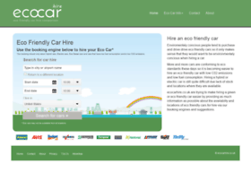 ecocarhire.co.uk