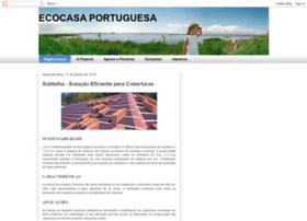 ecocasaportuguesa.blogspot.pt