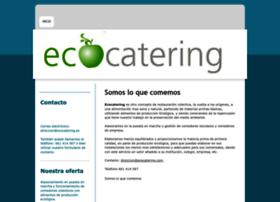 ecocatering.es