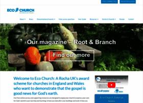 ecochurch.arocha.org.uk