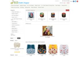 ecoclothdiaper.com