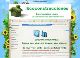 ecoconstrucciones.com