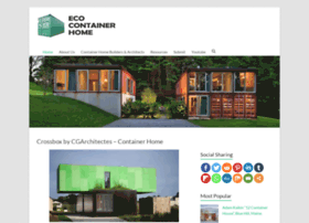 ecocontainerhome.com