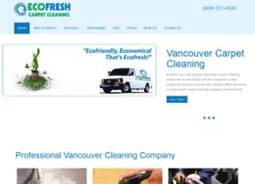 ecofreshcarpetcleaning.com