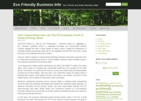 ecofriendlybizinfo.com