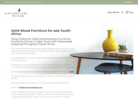 ecofurnituredesign.co.za