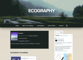 ecography.org