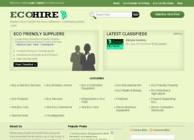 ecohire.net
