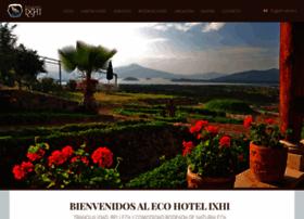 ecohotelixhi.com