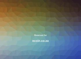 ecoin.co.za