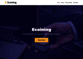 ecoining.com