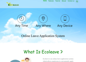 ecoleave.my
