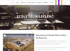 ecolebouvron.org