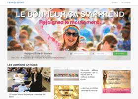 ecoledubonheur.com