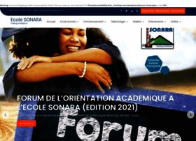 ecolesonara.net