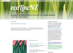 ecolincnz.blogspot.com