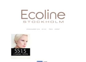 ecolinefashion.com