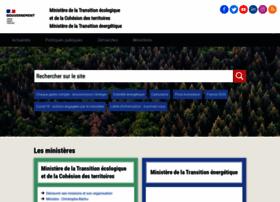 ecologie.gouv.fr