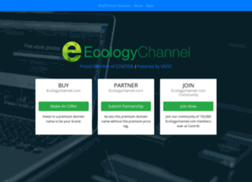 ecologychannel.com