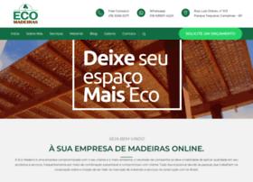 ecomadeiras.com.br