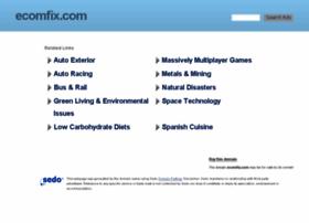 ecomfix.com
