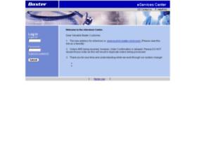 ecomm.baxter.com