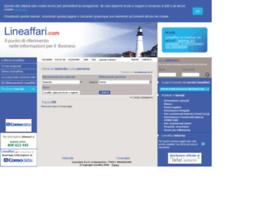 ecomm.lineaffari.com