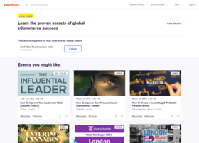 ecommerce-success-secrets.eventbrite.co.uk