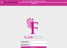 ecommerce.flairrugs.com