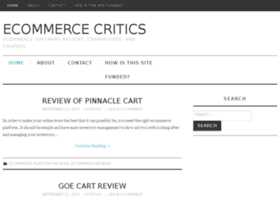 ecommercecritics.com